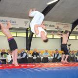 Spring Gymnastik