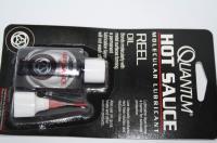 Hot sauce hjul oil